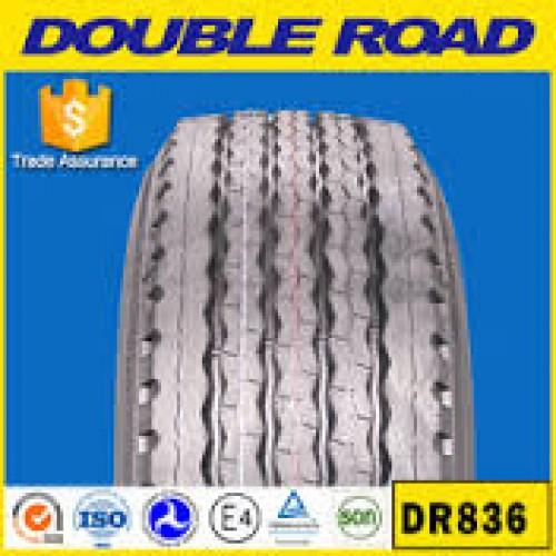 Фото - Грузовые шины 385/65R22.5 DoubleRoad DR836
